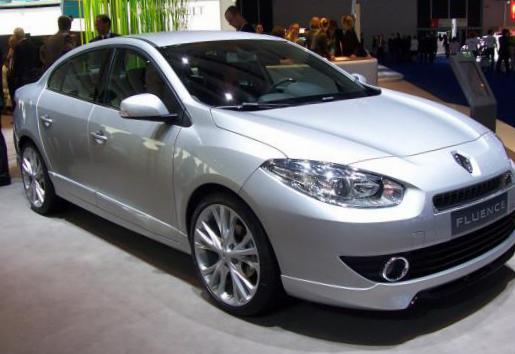 renault fluence tuning