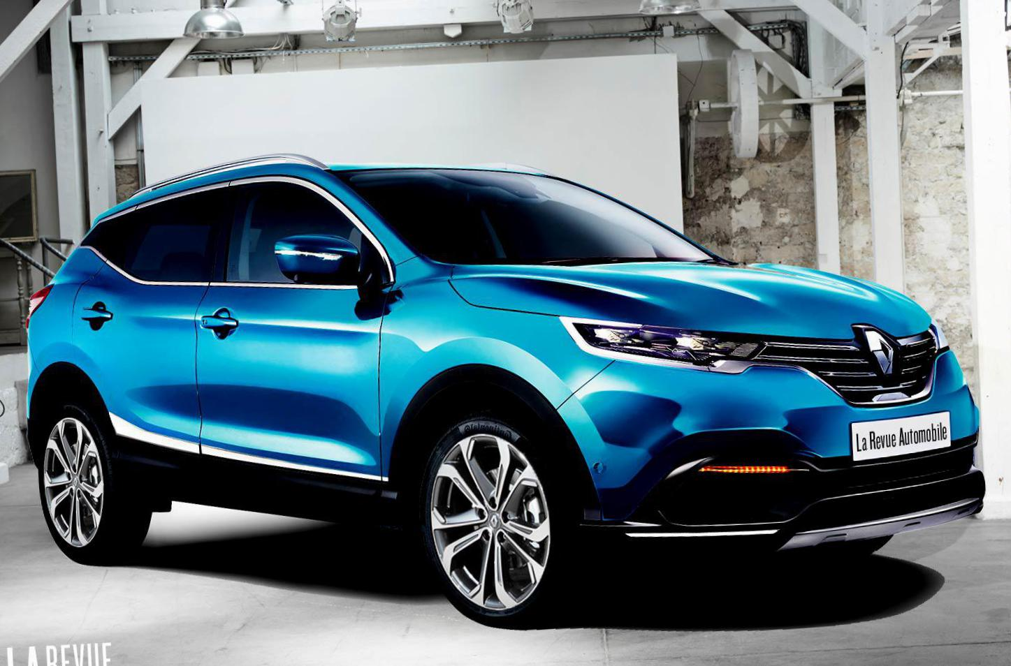 Renault Kadjar Photos And Specs Photo Renault Kadjar