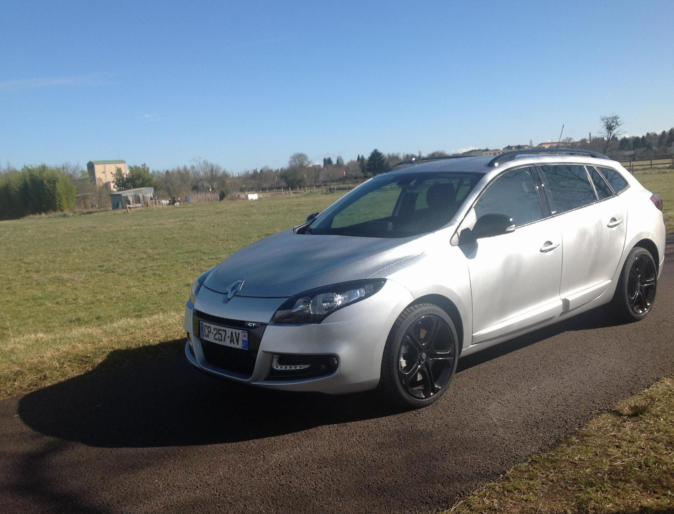 Renault Megane Estate used 2013