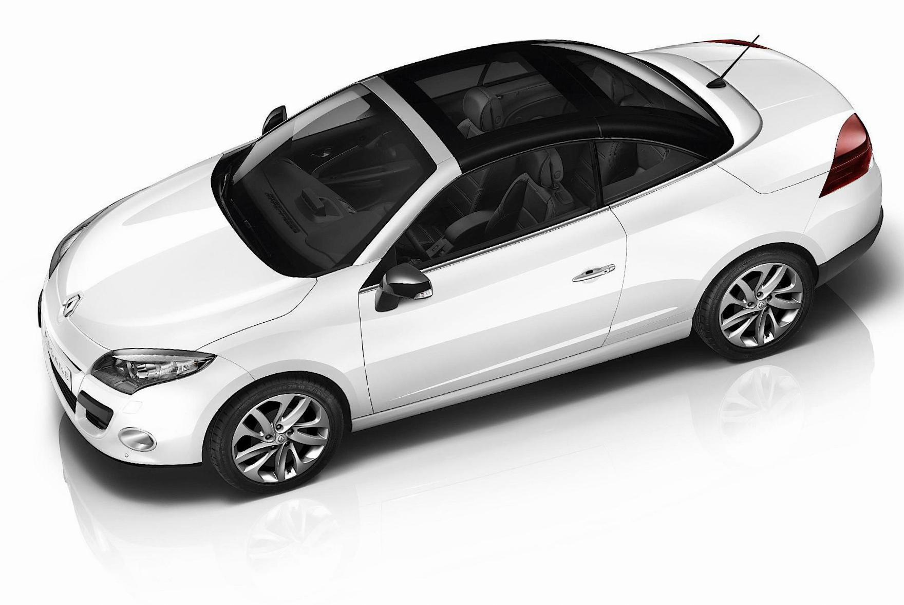 Megane Coupe Renault prices sedan