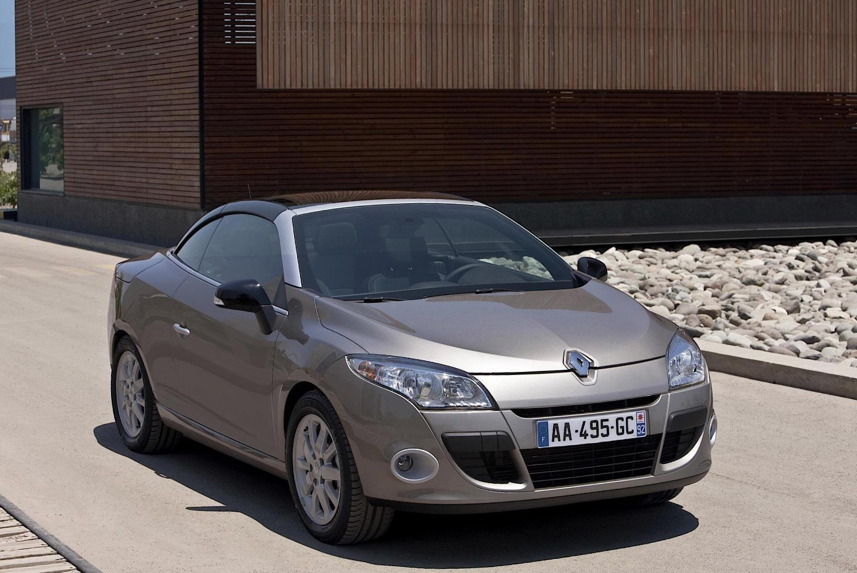 Megane Coupe Renault usa hatchback