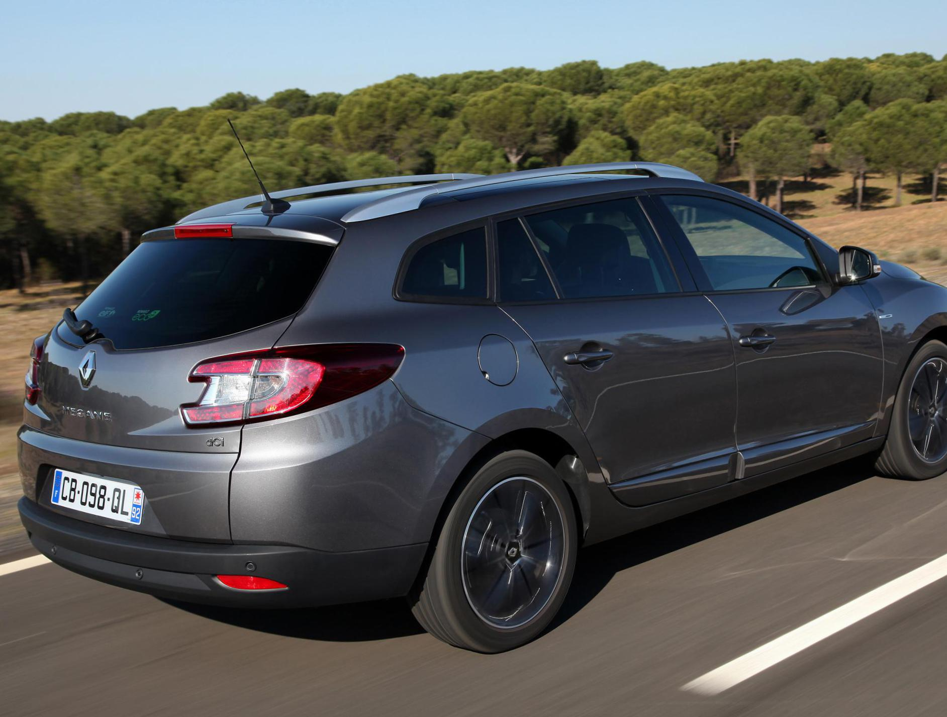 Megane Estate Renault approved 2010