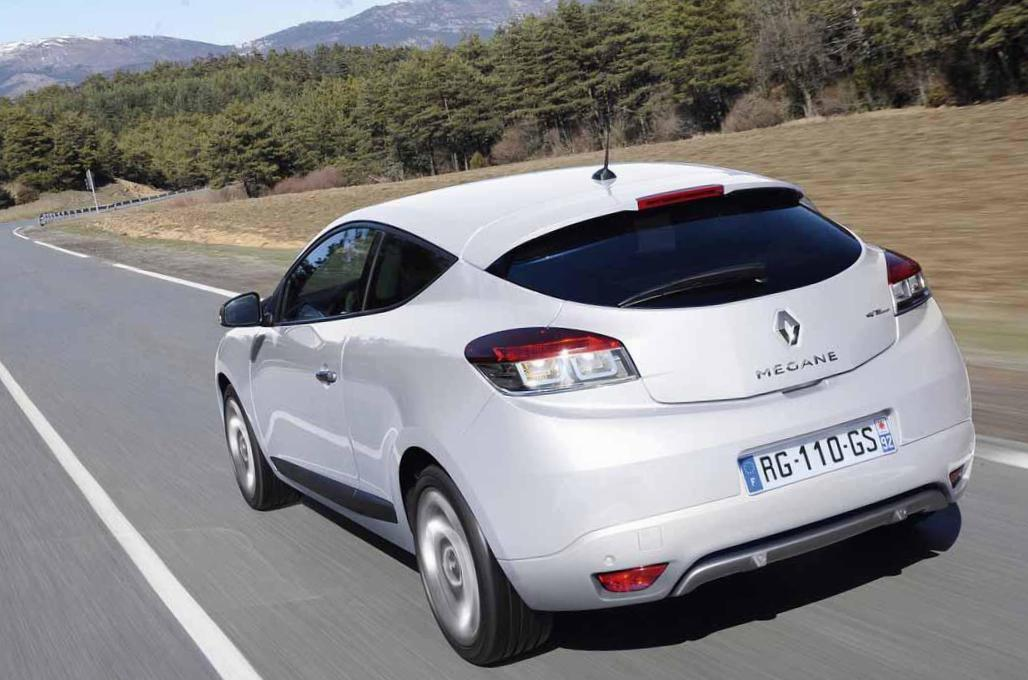 Renault Megane Coupe how mach suv