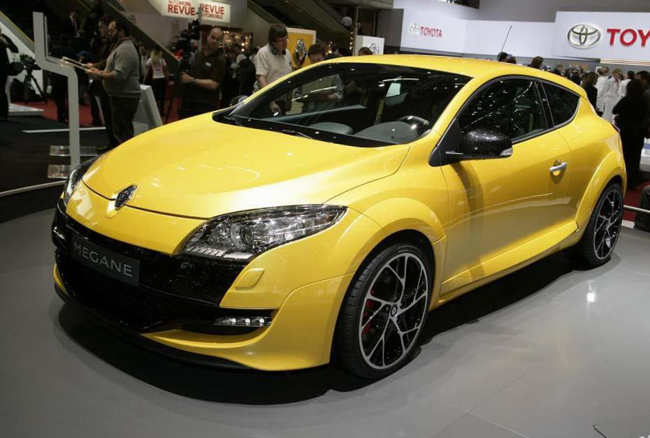 Renault Megane Coupe cost suv