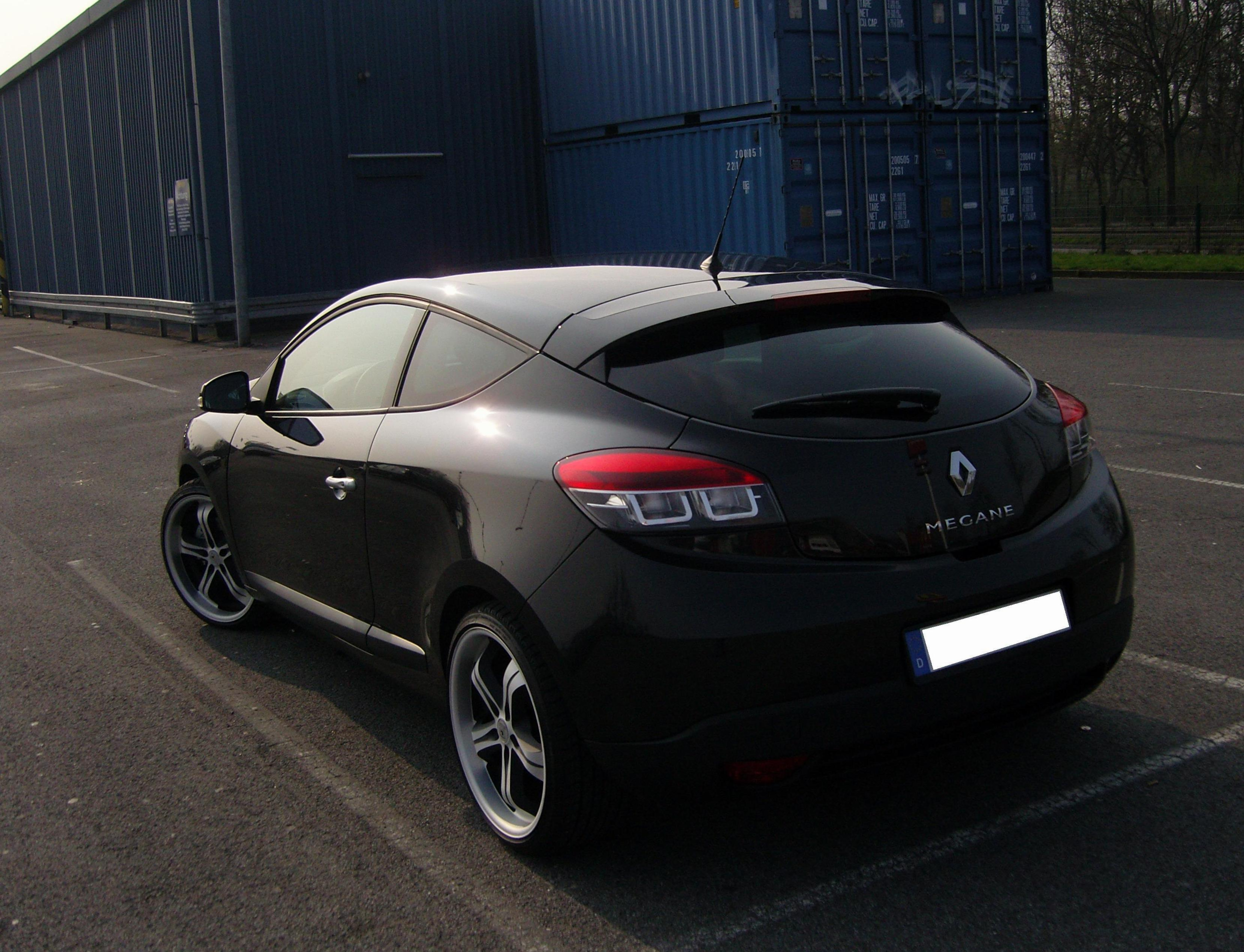 Renault Megane Coupe used 2012