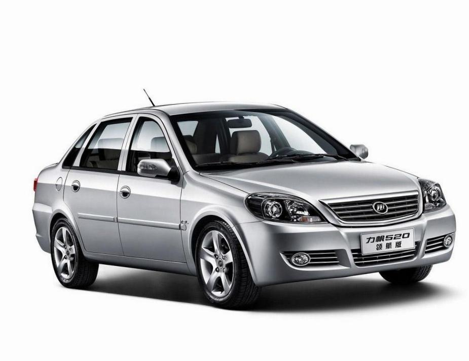 Lifan 520 Specifications 2010
