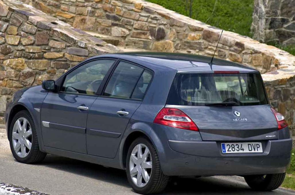 Renault Megane Hatchback approved 2013