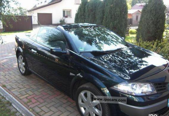 Megane Coupe Renault price coupe