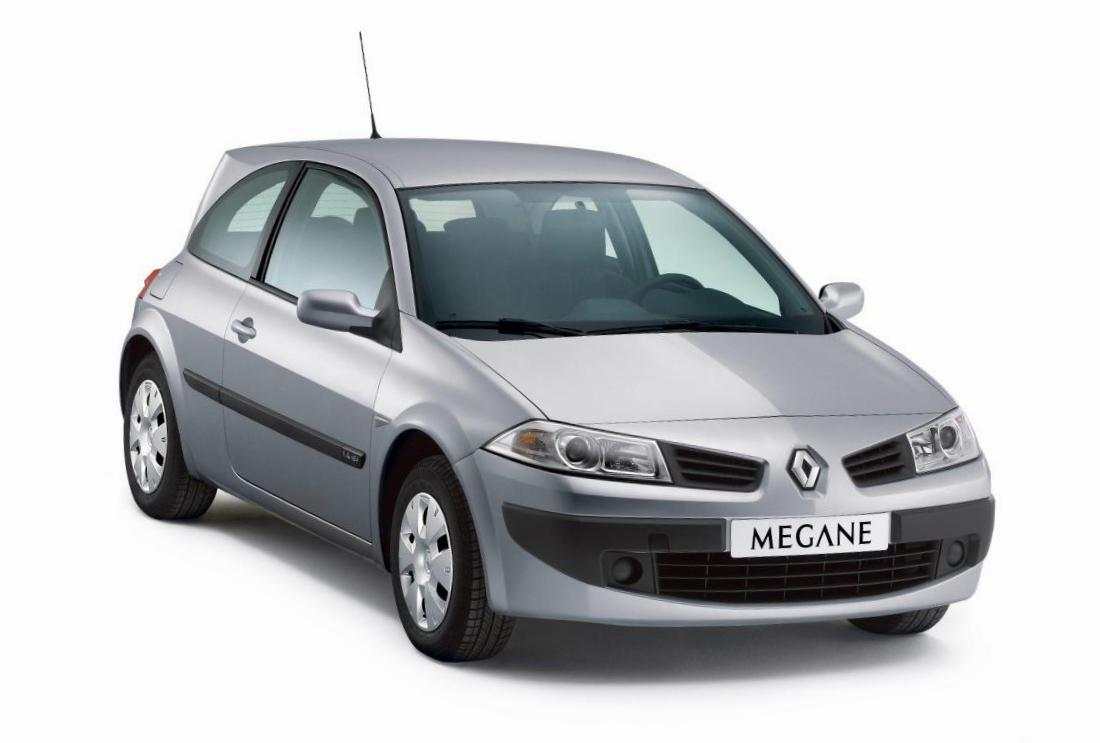 Renault Megane Coupe review 2012