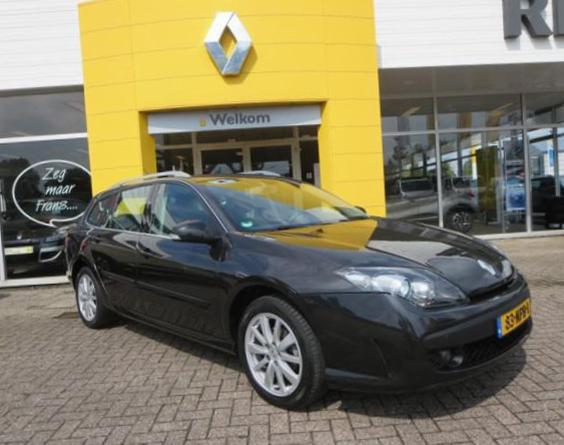 Renault Laguna Estate how mach hatchback