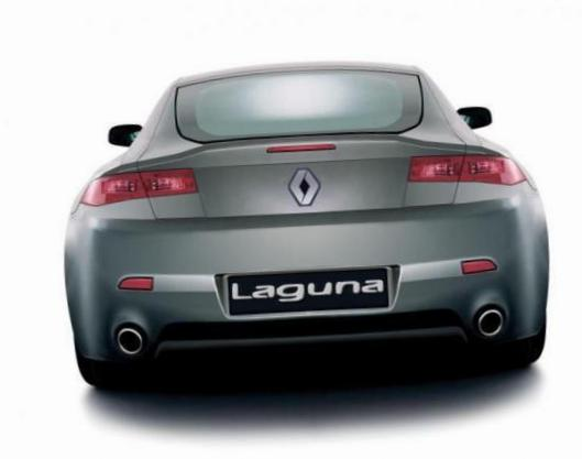 Renault Laguna Coupe cost hatchback