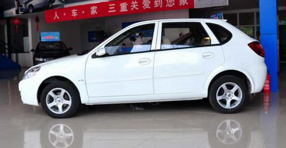 520i Lifan Specifications hatchback