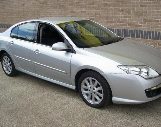 Renault Laguna Hatchback lease hatchback