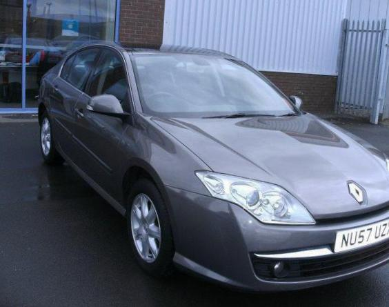 Renault Laguna Hatchback reviews 2008