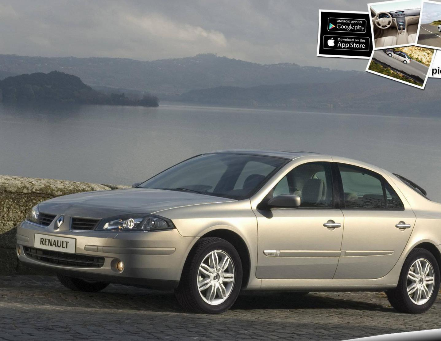 Renault Laguna Estate review 2015
