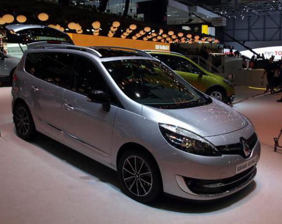 Renault Scenic Specification 2014
