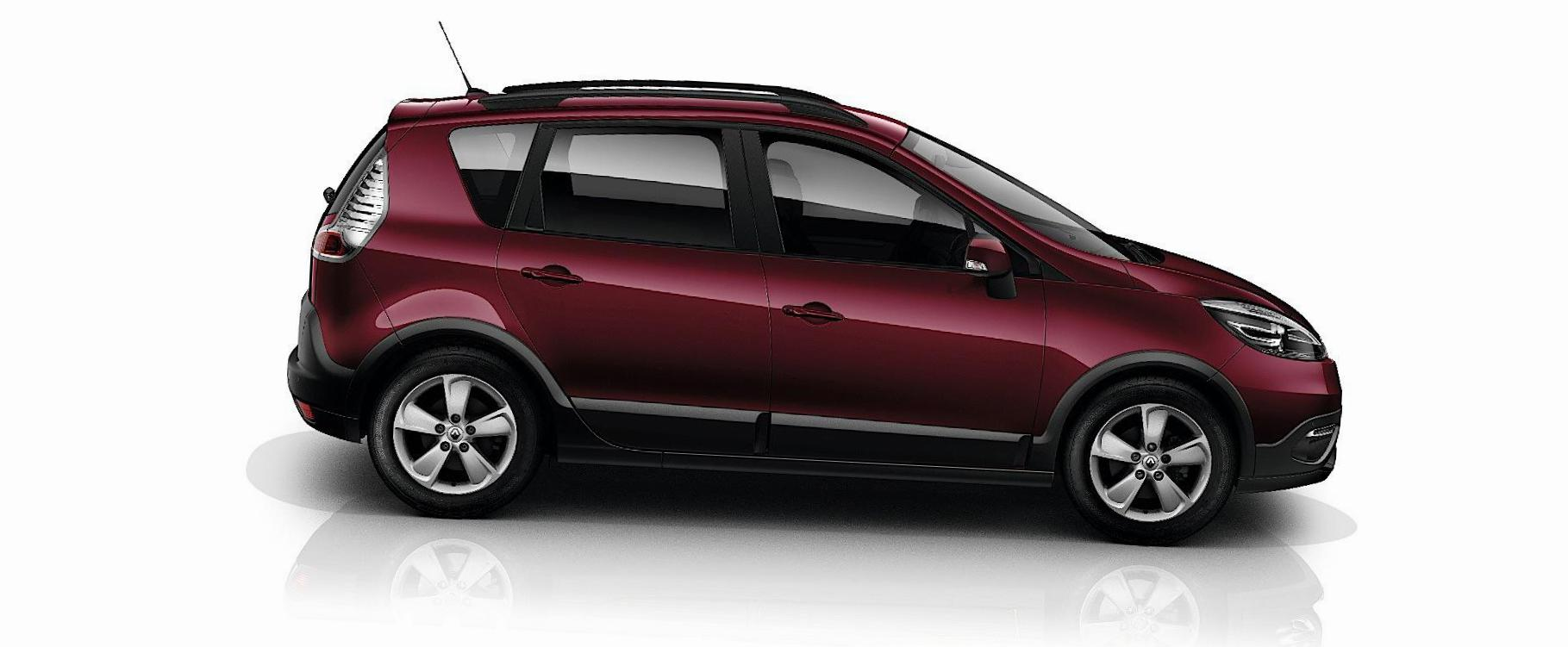 Renault Scenic Xmod Specification 2012