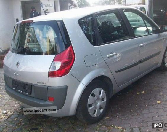 Renault Scenic price coupe