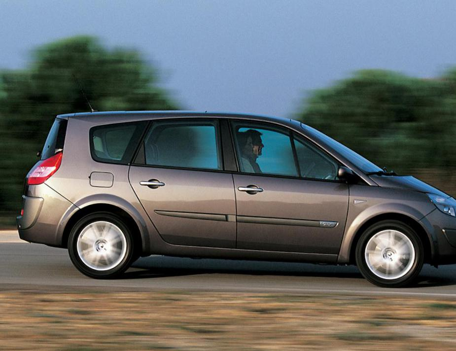 Renault Scenic prices 2009