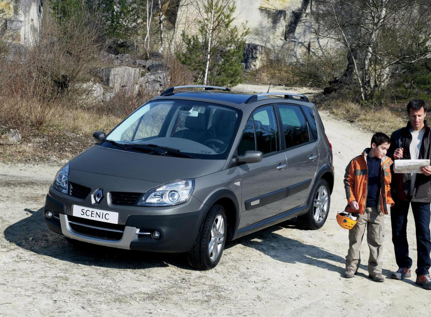 Renault Scenic Conquest reviews coupe
