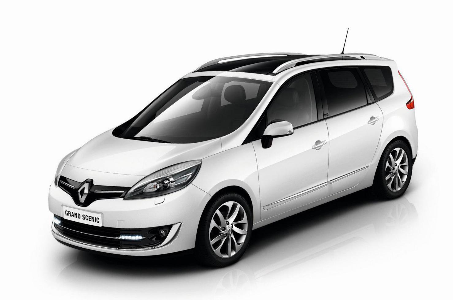 Grand Scenic Renault approved 2010