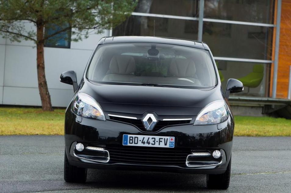 Grand Scenic Renault used suv