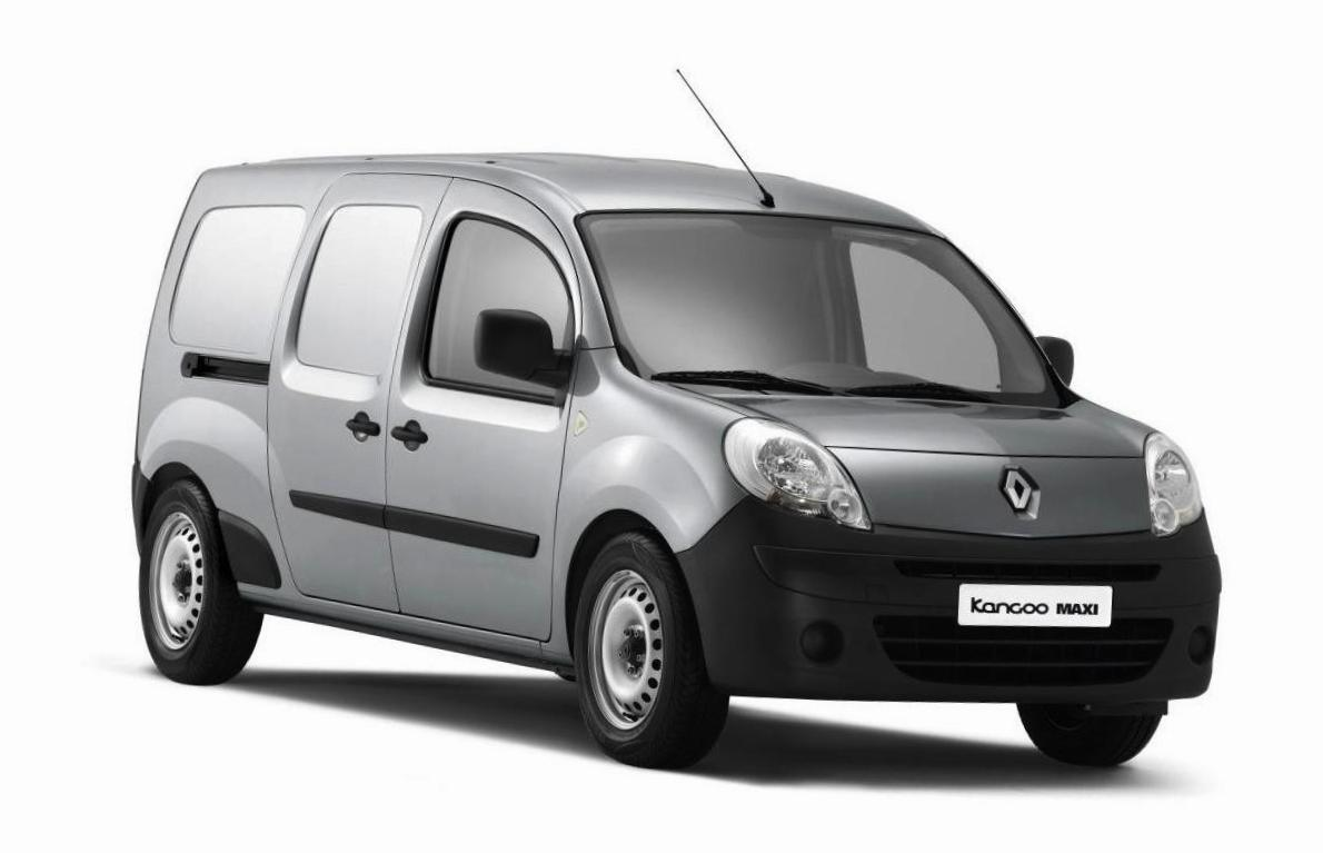 Renault Kangoo prices coupe