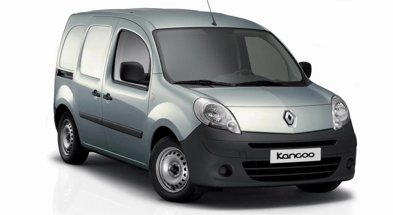 Renault Kangoo review 2013