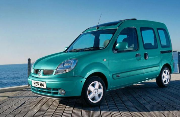 Renault Kangoo Express Specification 2008