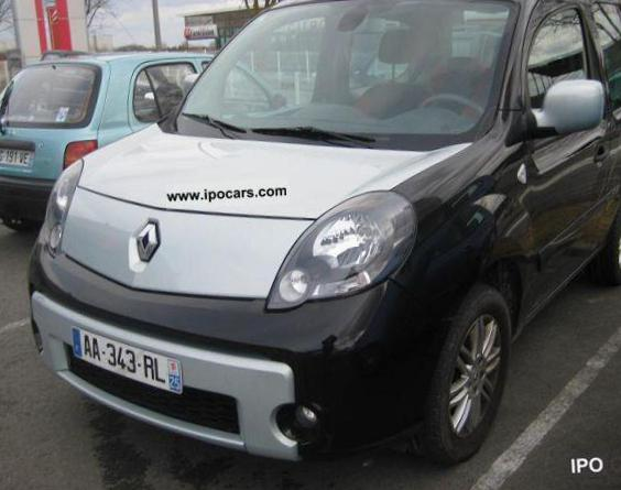 Kangoo Be Bop Renault how mach 2005