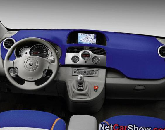Renault Kangoo Be Bop Specifications 2014