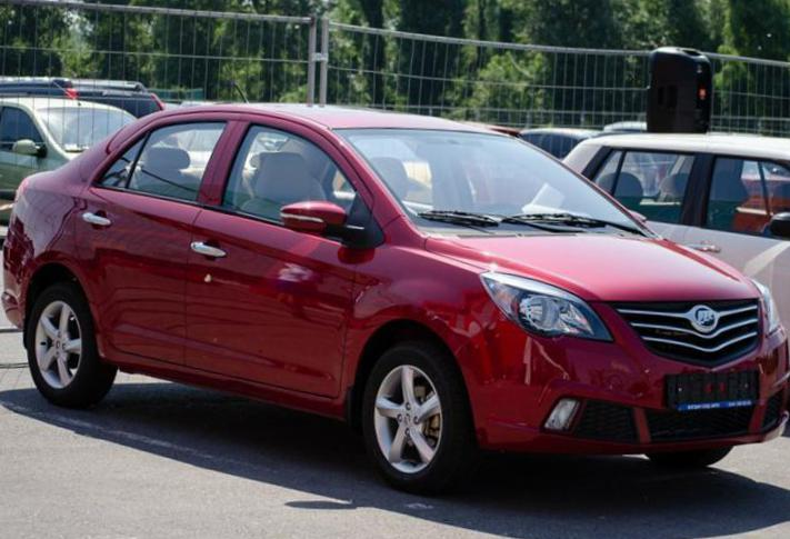 Lifan 530 prices sedan