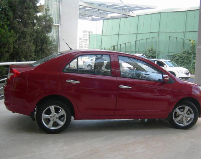 Lifan 530 Specifications 2010