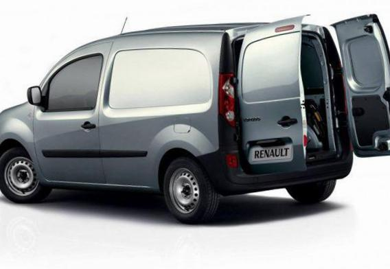 Renault Kangoo Express review minivan