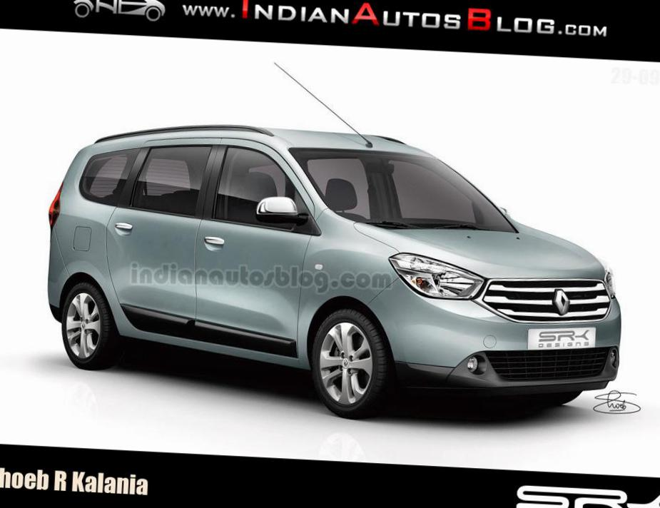 Lodgy Renault Specification 2012