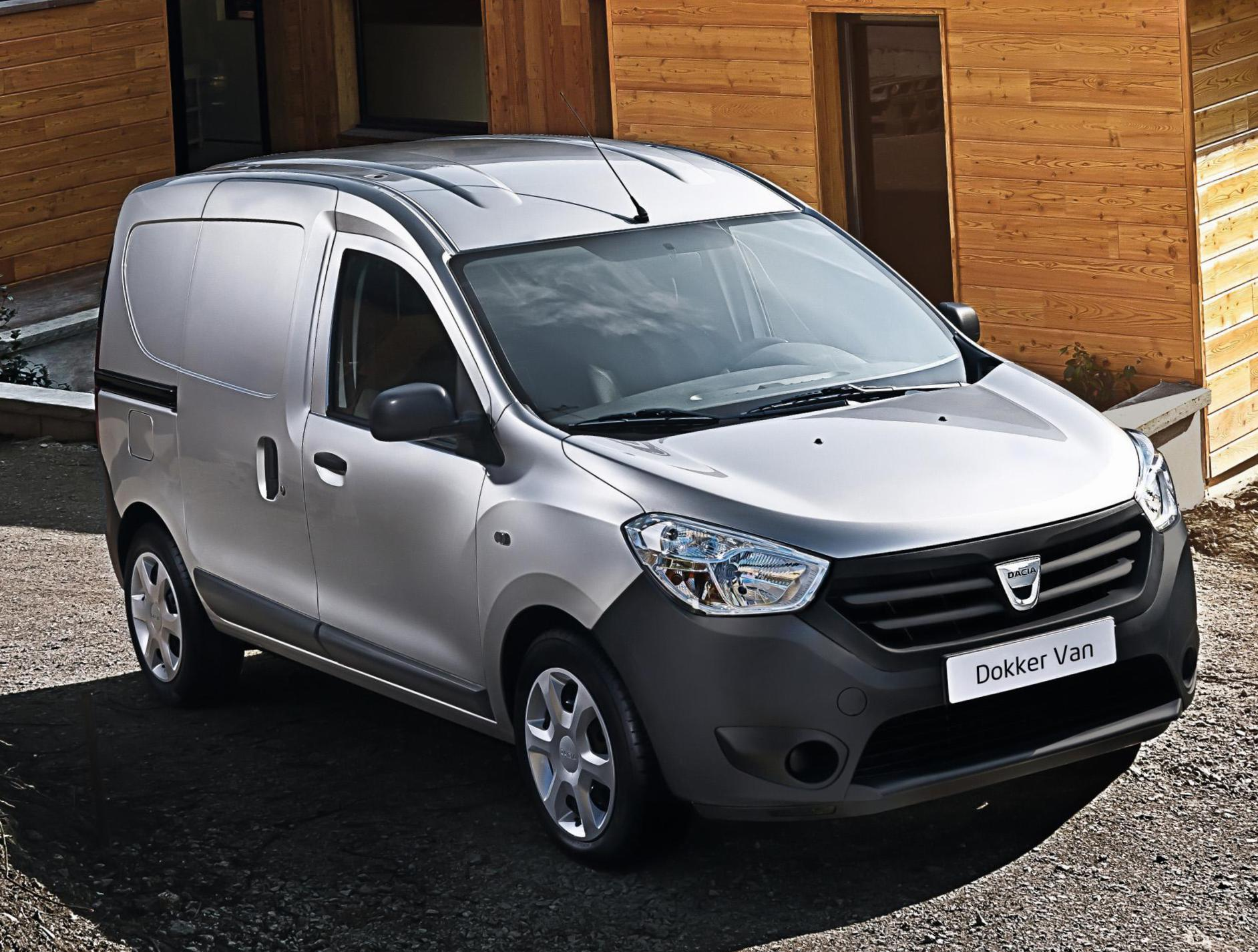 Renault Dokker Van for sale 2014