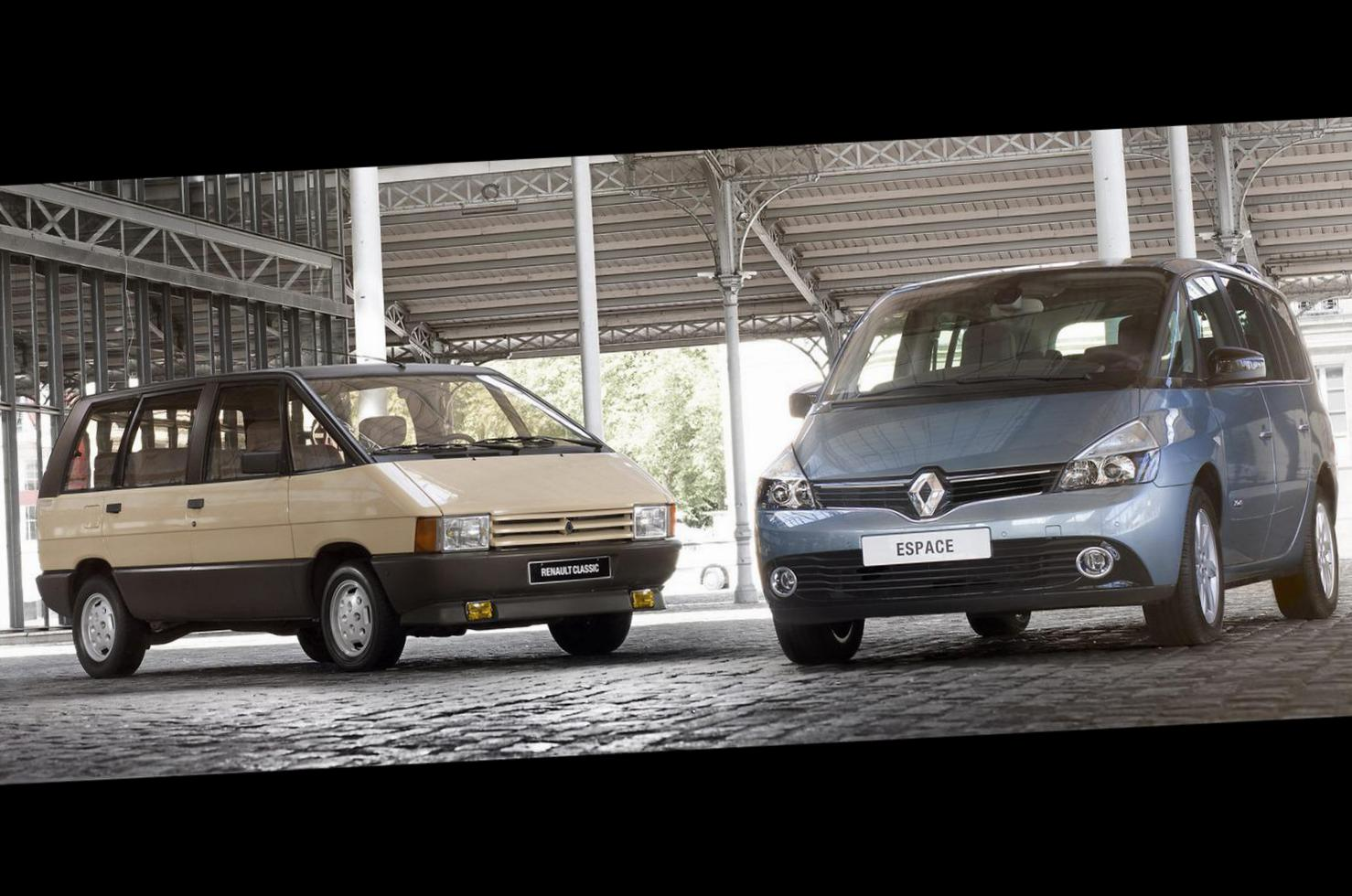 Renault Espace approved 2011