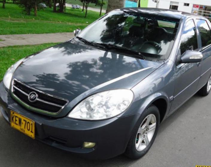 Lifan 620 approved sedan