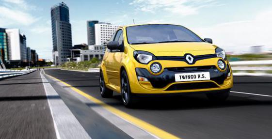 Renault Twingo R.S. approved wagon