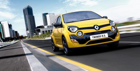 Renault Twingo R S  Photos and Specs  Photo: Renault Twingo