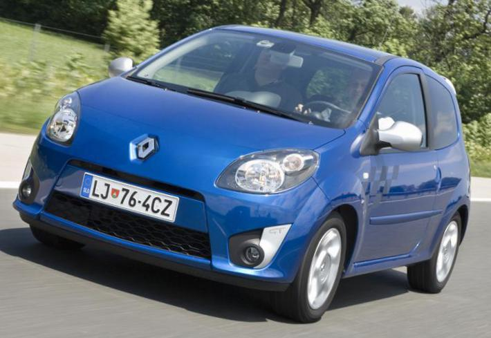Twingo Renault review 2011