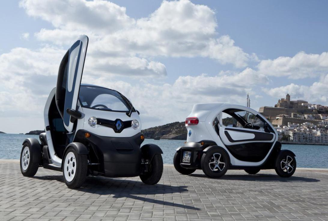 Renault Twizy cost 2013