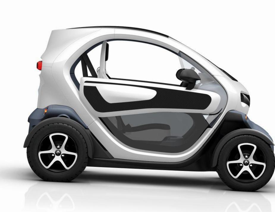 Renault Twizy Price 2009