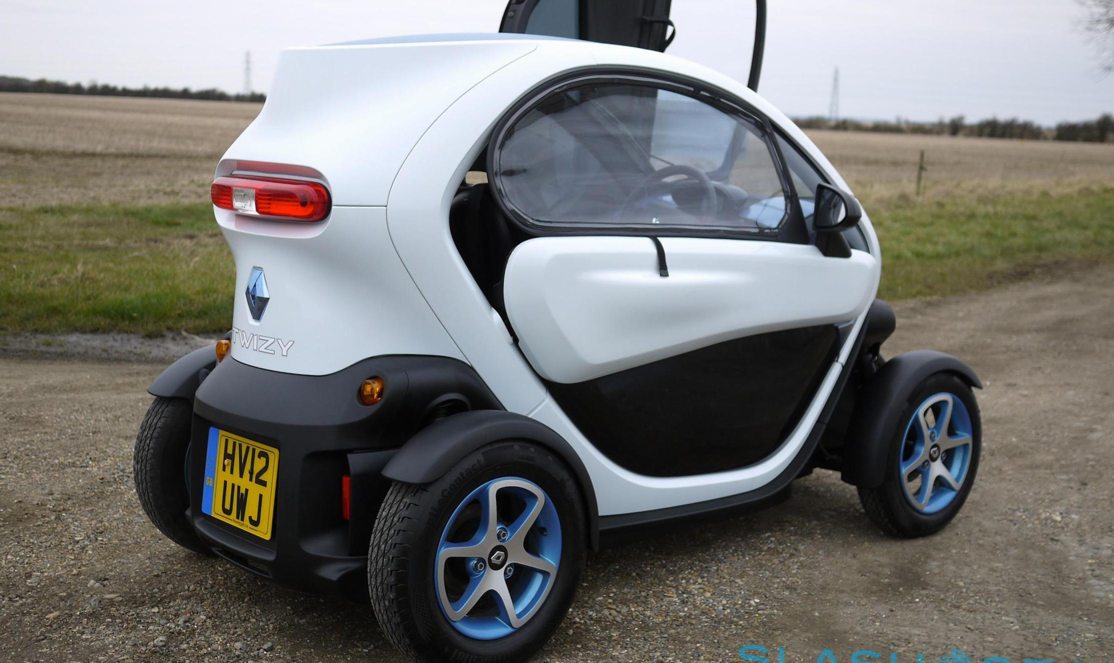 Twizy Renault approved 2014