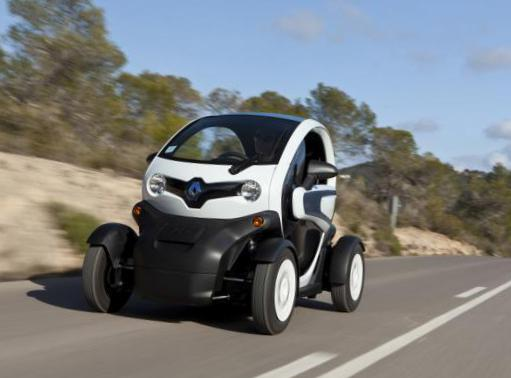Twizy Renault cost 2014
