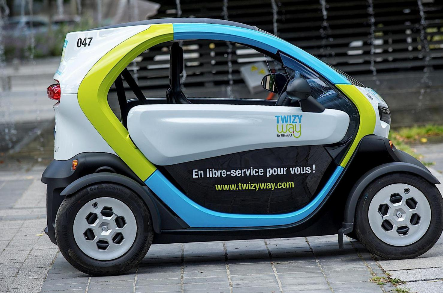 Twizy Renault used suv