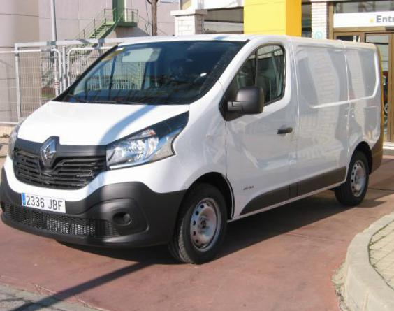 Renault Trafic Combi how mach 2014