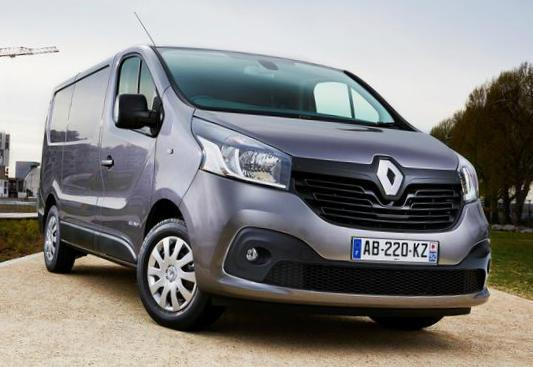 Trafic Combi Renault review coupe