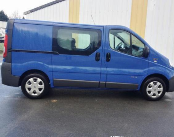 Renault Trafic Fourgon price 2015