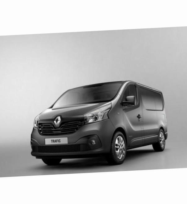 Renault Trafic Fourgon prices 2013
